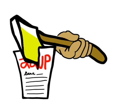 AAUP grievance gets denied