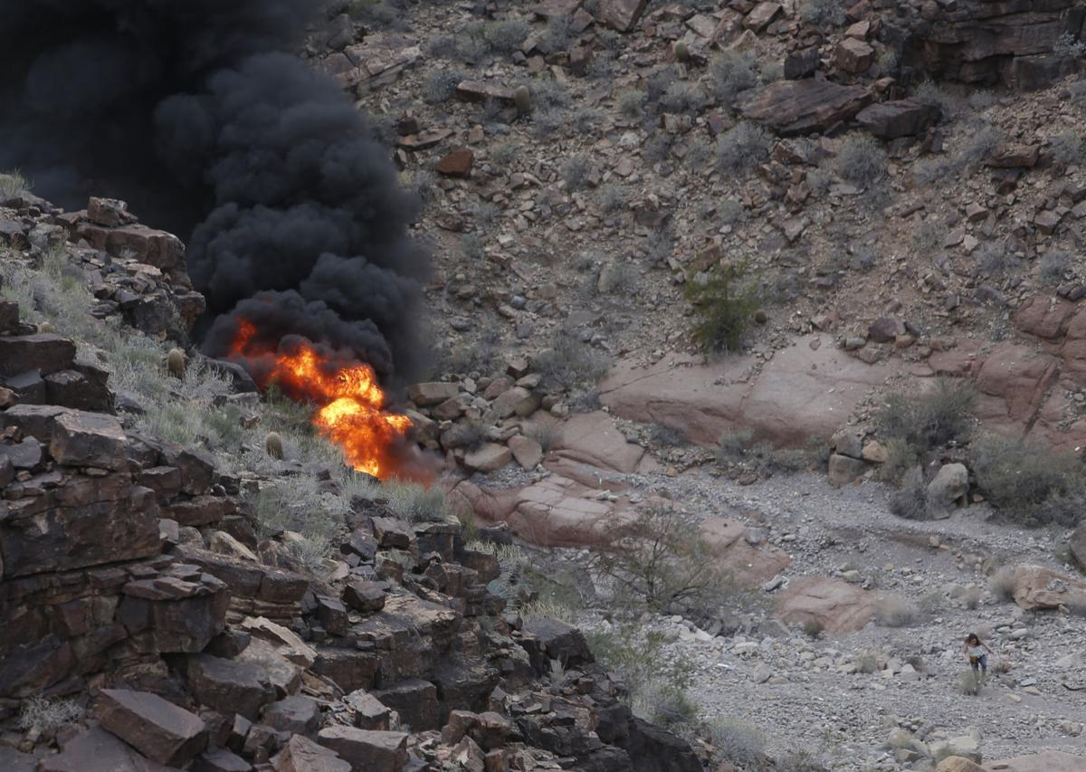Grand Canyon Helicopter Crash