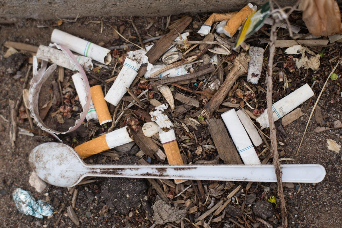 Tobacco-free policy leads to increased litter
