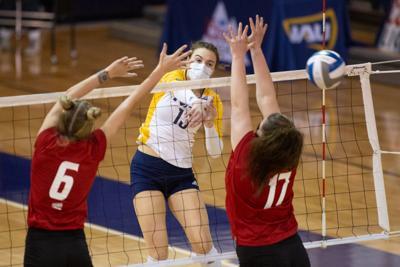 Volleyball vs. Eastern Washington