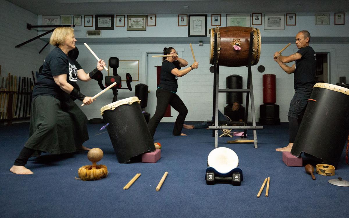 A Random Impulse to drum