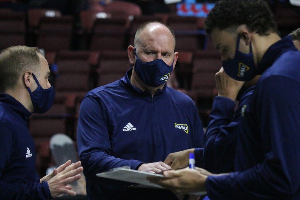 NAU basketball perseveres through challenging COVID-19 season