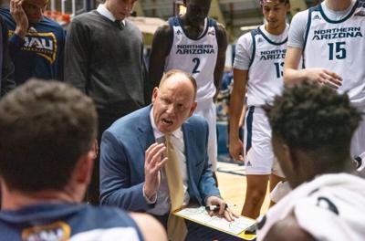 Shane Burcar named NAU men's basketball head coach