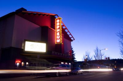 The Orpheum Theater: keeping the landmark standing