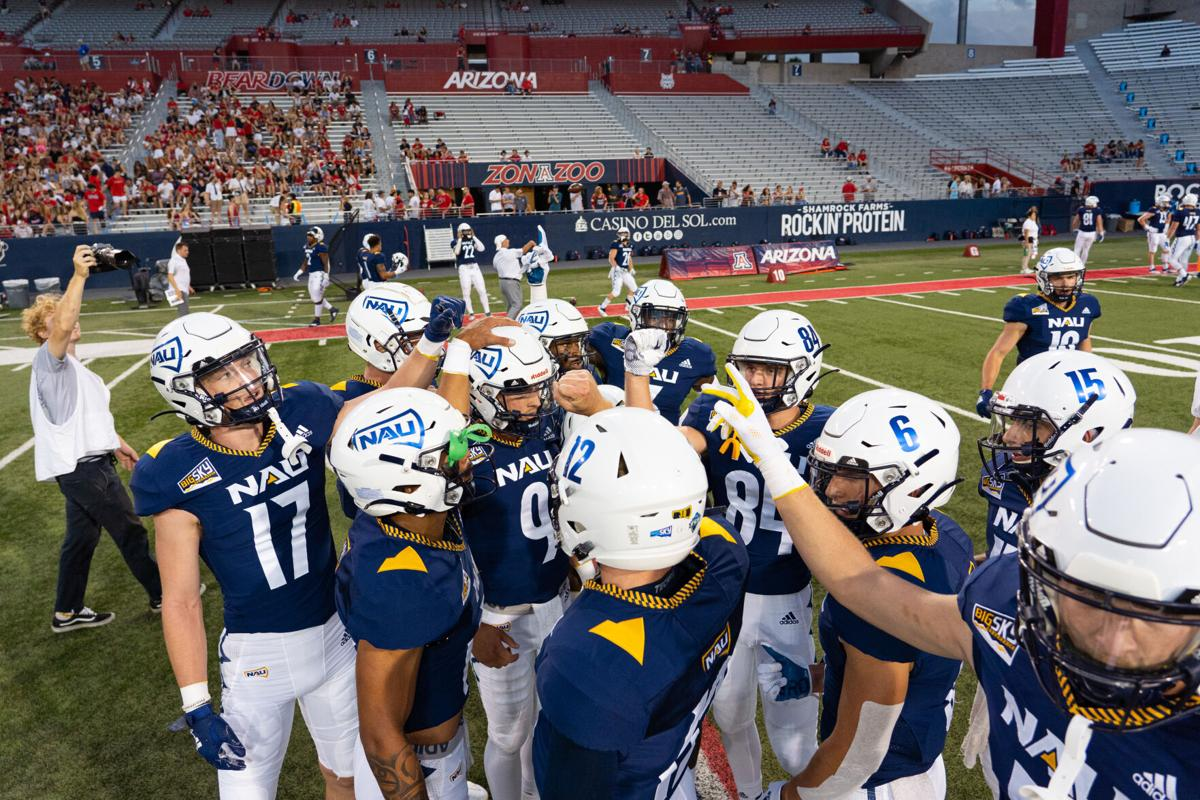 NAU beats UArizona for the first time since 1932 in 21-19 upset