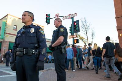 Local police keep Flagstaff at peace