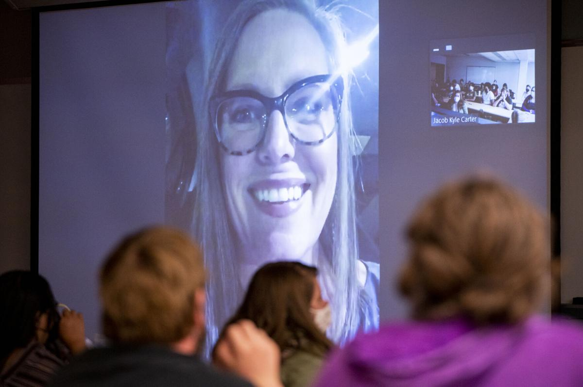 NAU Young Democrats virtually welcome Katie Hobbs