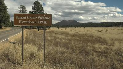 Volcanic field around Flagstaff remains a moderate threat
