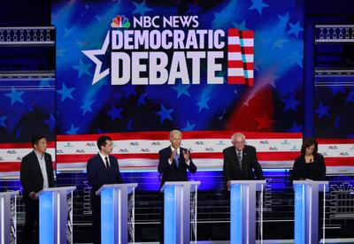 Democrats host a fiery second night of debates
