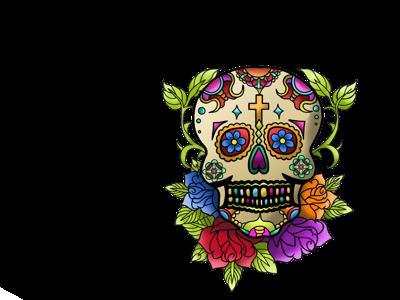 Día de los Muertos is not an aesthetic