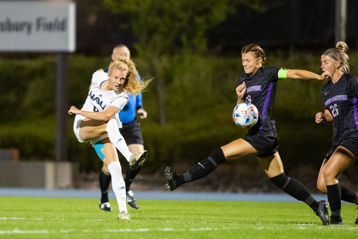 After last season's canceled title match, NAU soccer gears up for a new chance against Montana