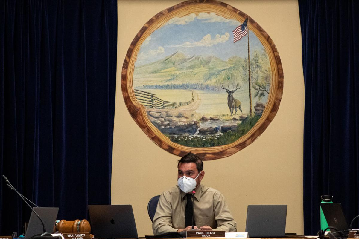 Flagstaff City Council discusses the American Rescue Plan funds