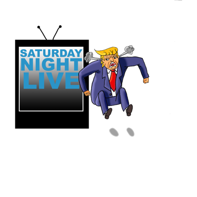 Trump versus SNL: a war waged on Twitter