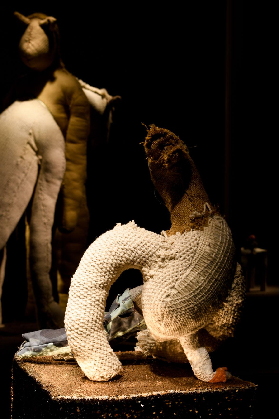 Eric Conrad's non-art sculptures