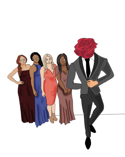 No one gets the final rose in real life