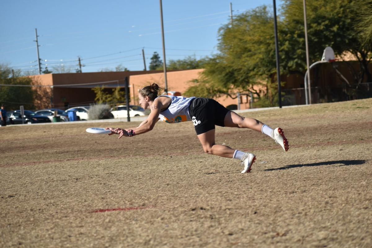 NAU Frisbee stars find home with AZ Sidewinders