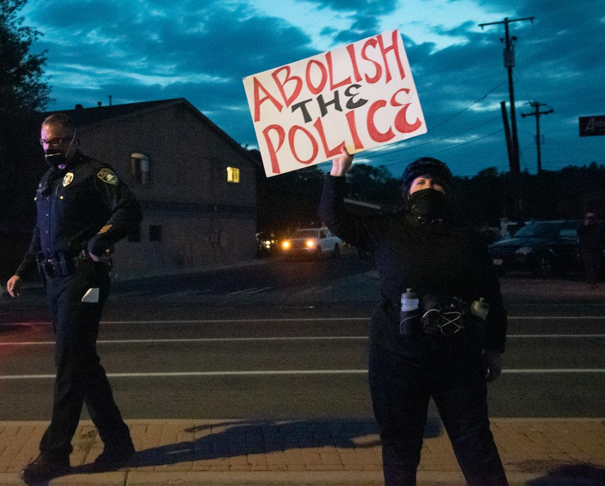 BLM Protests Flagstaff