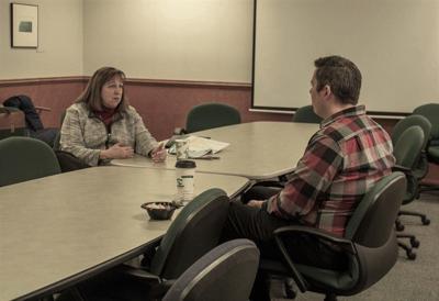 Valerie Martin visits NAU for dean of CAL position