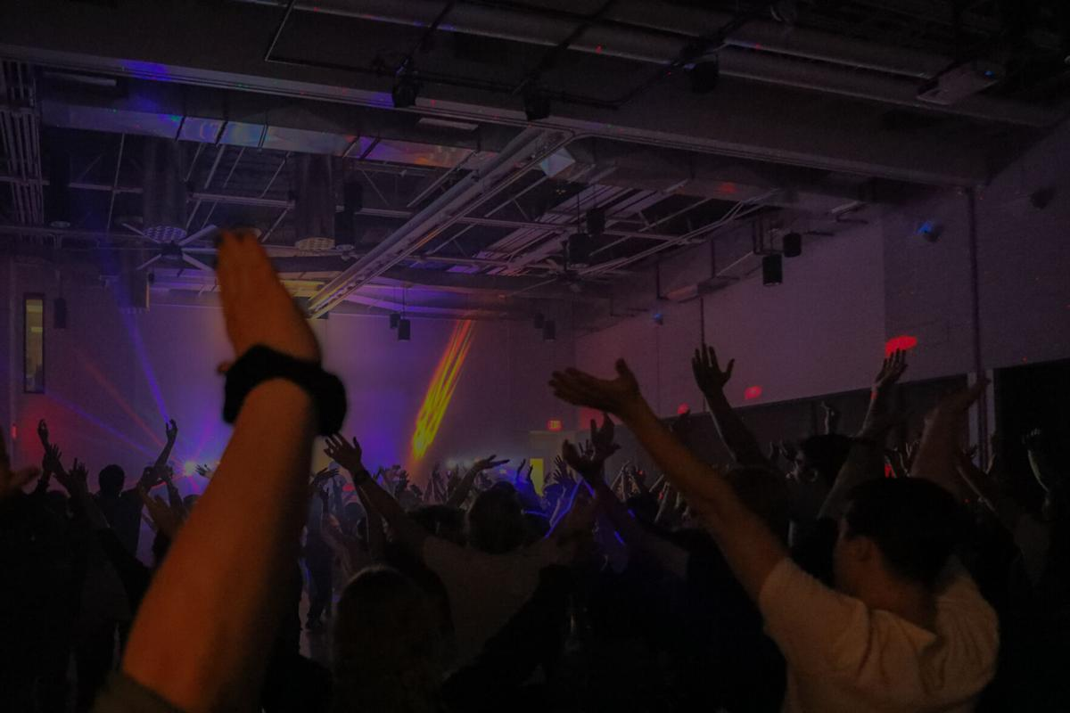 Students danced their way through the decades at NAU's latest event