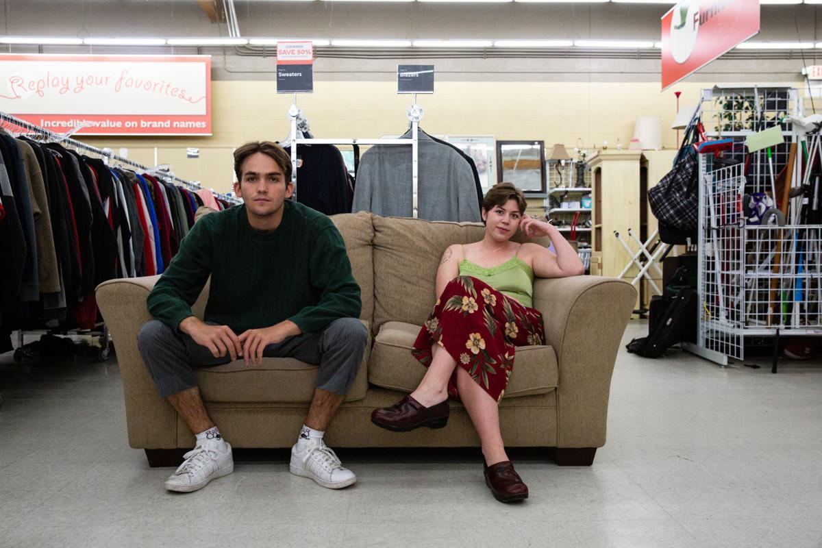 Thrift Shop Chronicles: Thrift Throwdown