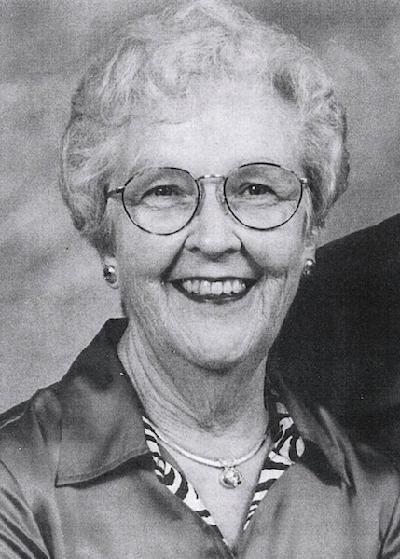 Mary Jones Browning