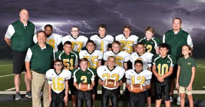 Rock Springs Christian Academy ends Jr. Pro football season