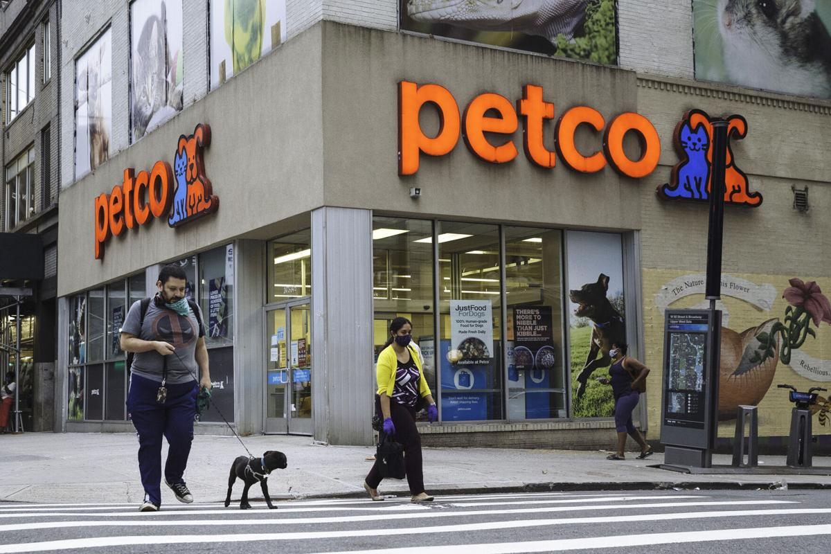 The power of pets: Chewy and Petco have become Wall Street darlings
