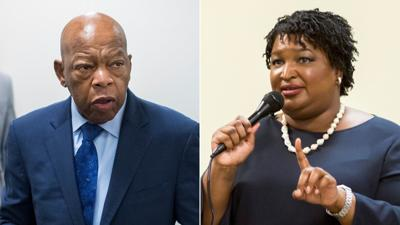 John Lewis: Stacey Abrams 'would be a great senator'