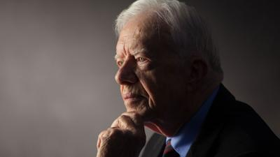 Former President Jimmy Carter released from hospital after latest visit