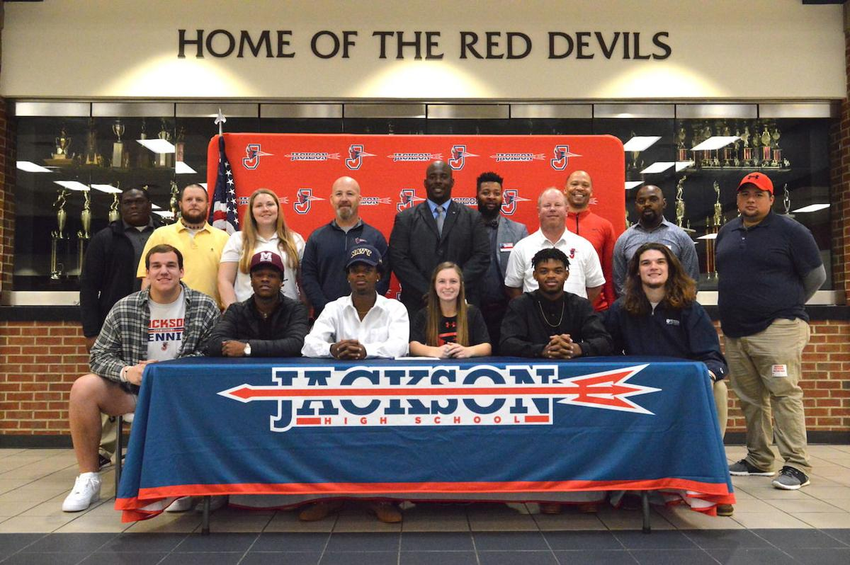 National Signing Day: Six Devils sign to play college sports