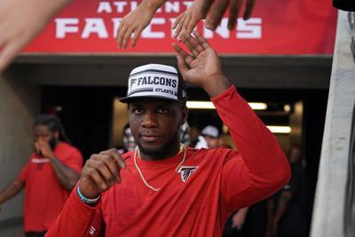 NFL: Pro Football Hall of Fame Game-Atlanta Falcons vs Denver Broncos