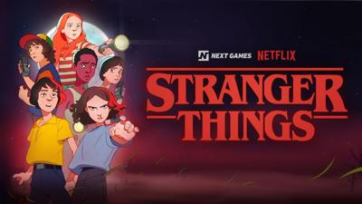 Netflix says 'Stranger Things' mobile video game is coming in 2020