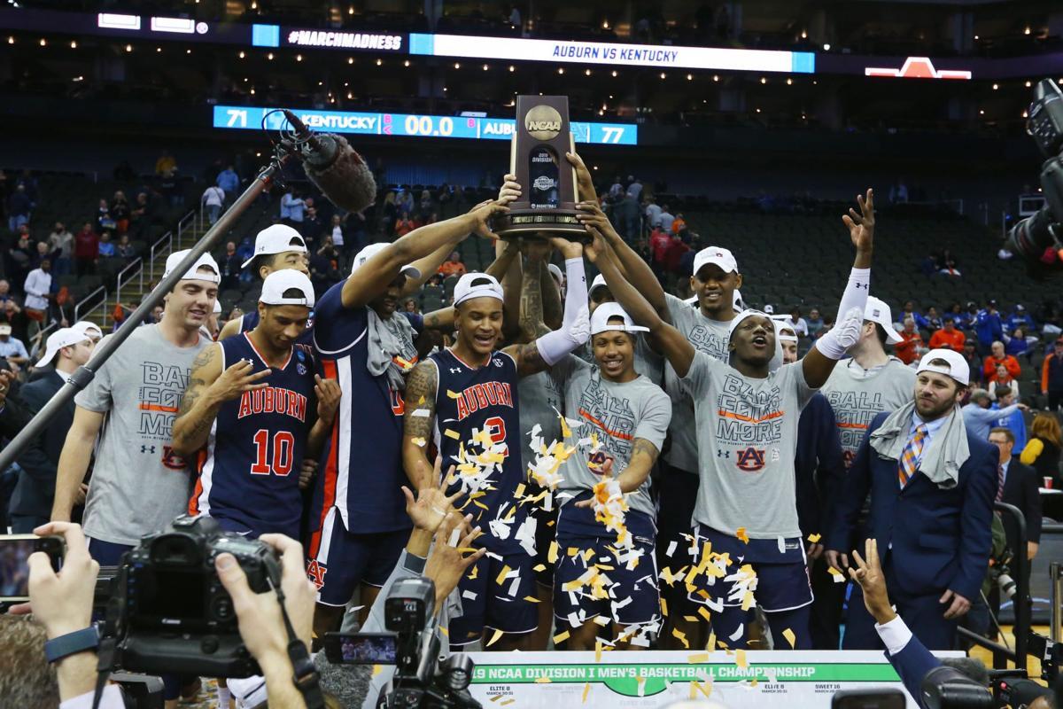 Kentucky Wildcats Vs Auburn Basketball 2019 Start Time: Auburn Tops Kentucky For First Final Four Berth