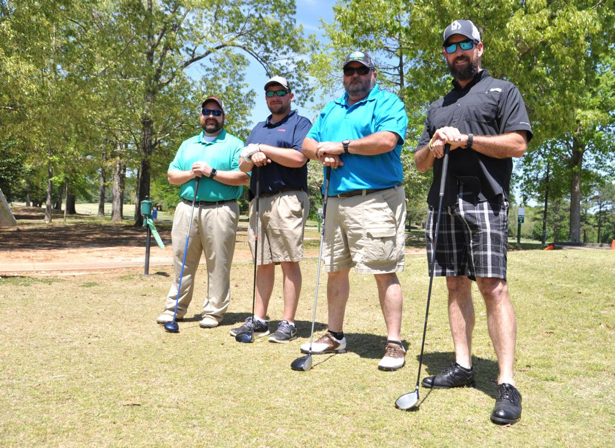 Golfers tee off in Butts County Chamber of Commerce ...