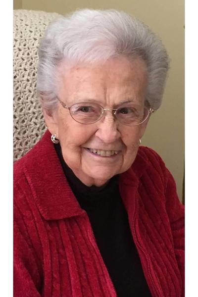 Ina Marie Bailey Braun