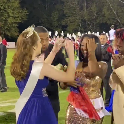 VIDEO: Jackson High School crowns its 2019 Homecoming Court