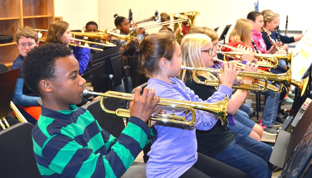 Elementary school band program proves popular   Local News ...