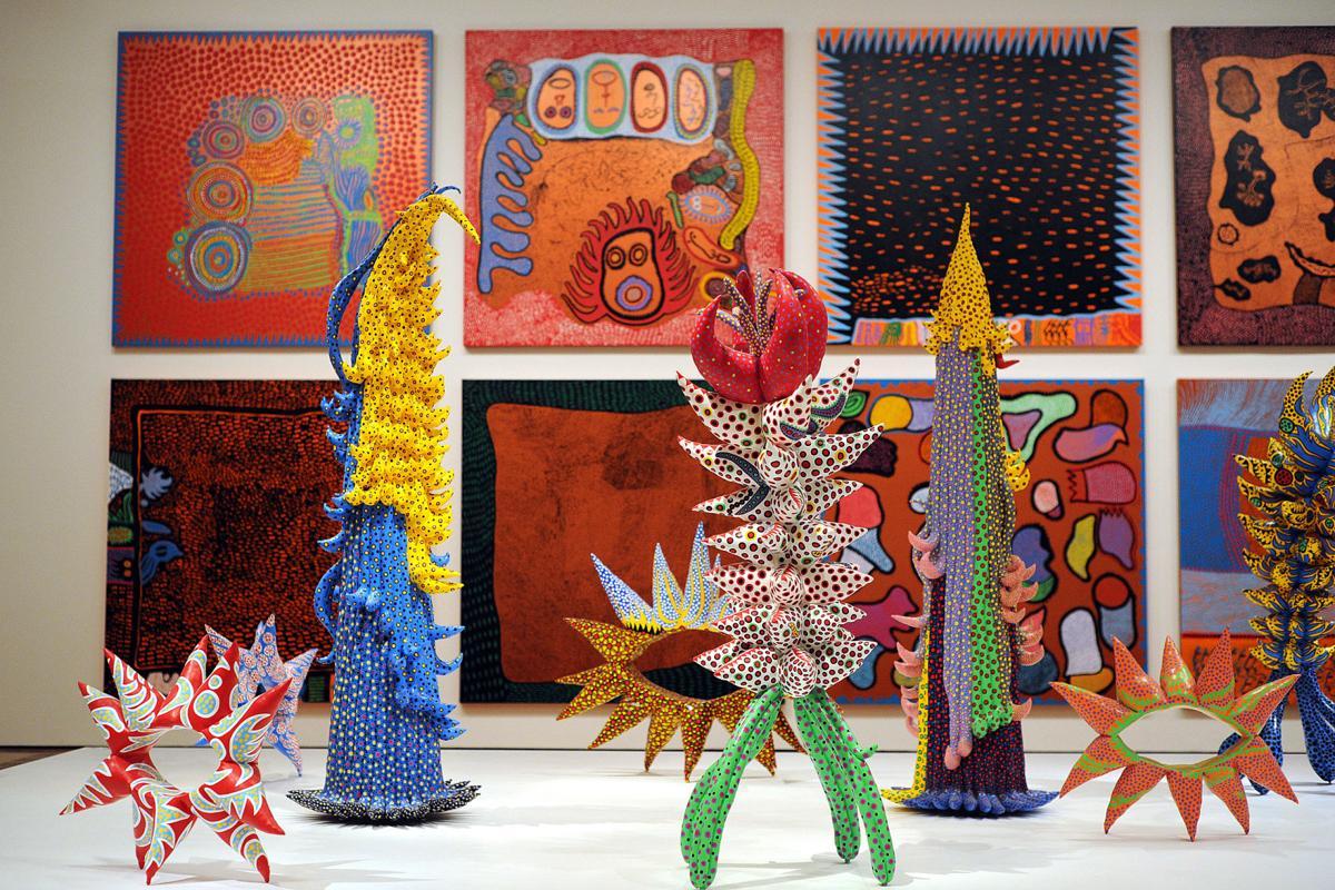 Yayoi Kusama's 'Infinity Mirrors' at High Museum wows viewers