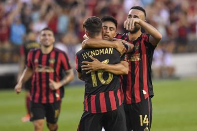 MLS: U.S. Open Cup-Saint Louis FC at Atlanta United FC
