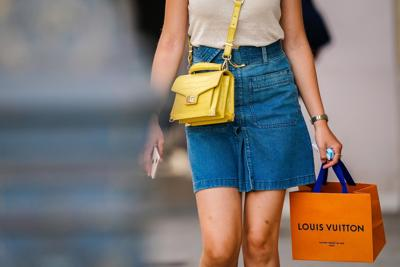 People are buying luxury goods again. That's a good thing