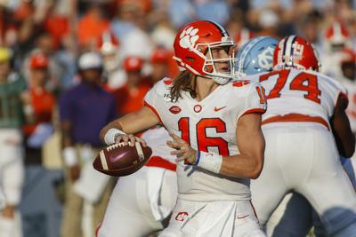 NCAA Football: Clemson at North Carolina