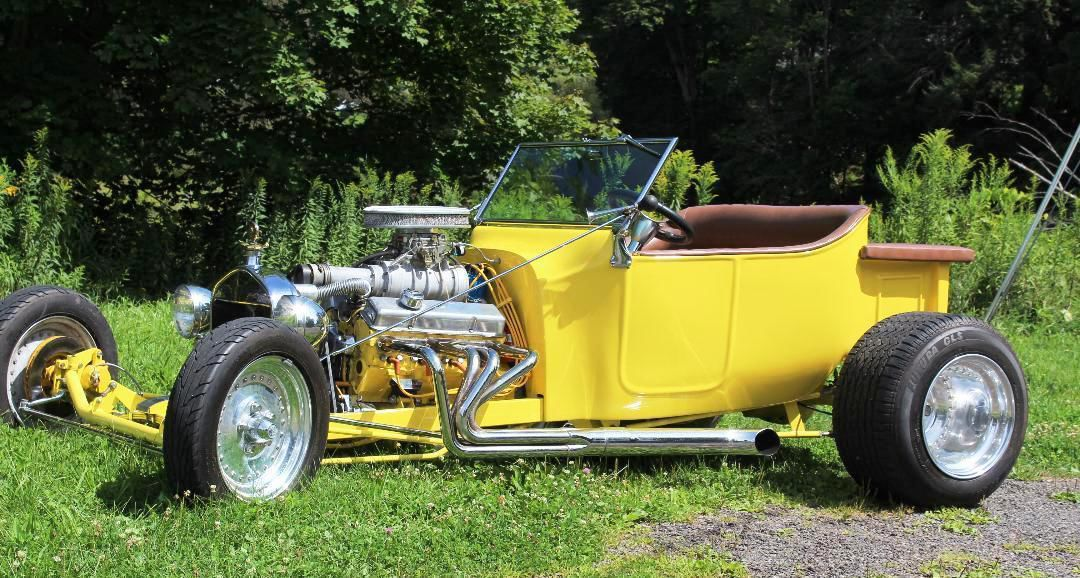 T-Bucket Hot Rod