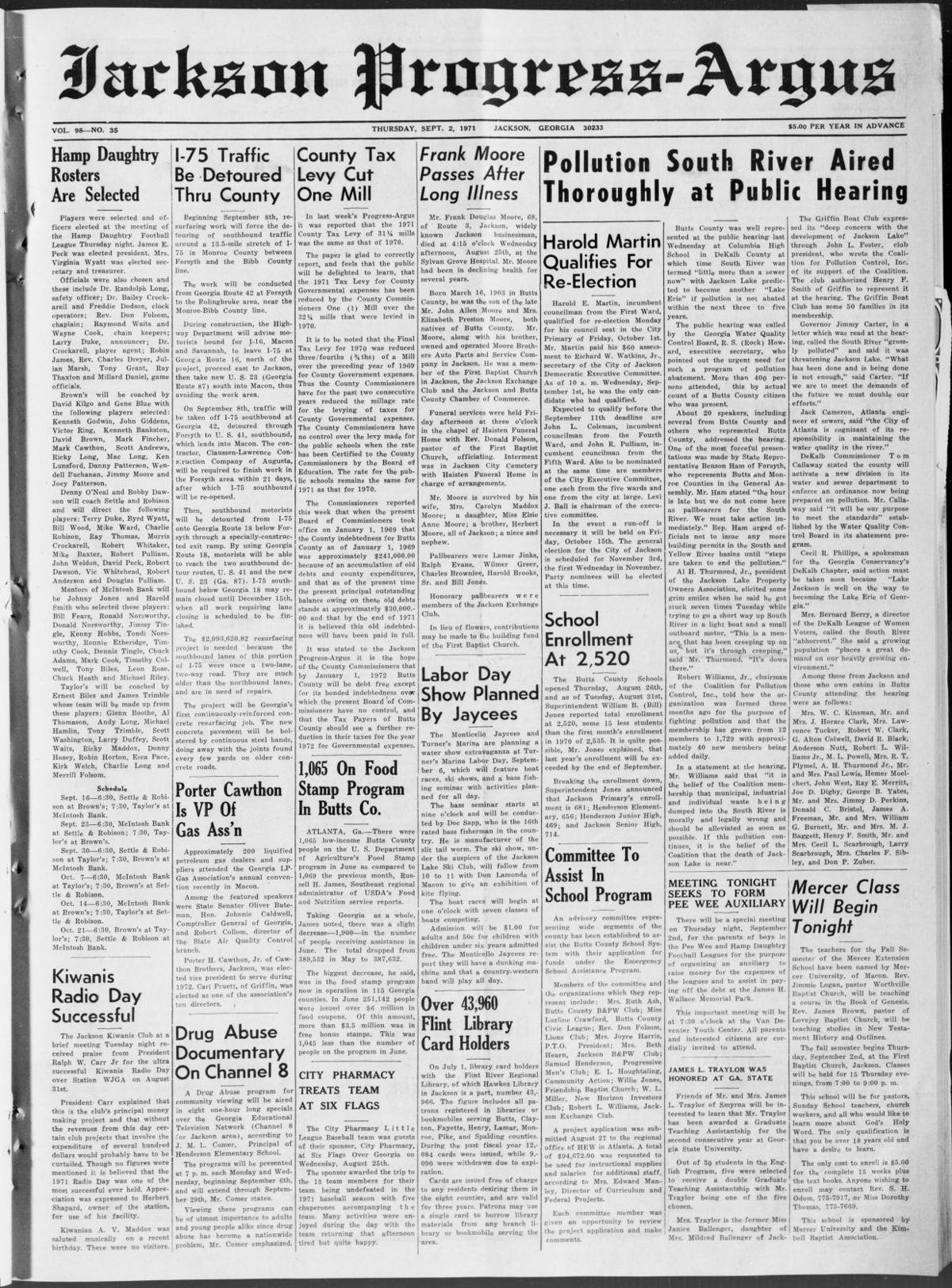 September 2, 1971