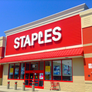 Answer #3: What is Staples?