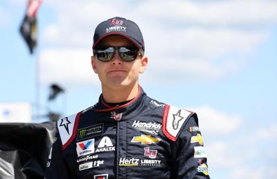 NASCAR: Consumers Energy 400-Practice