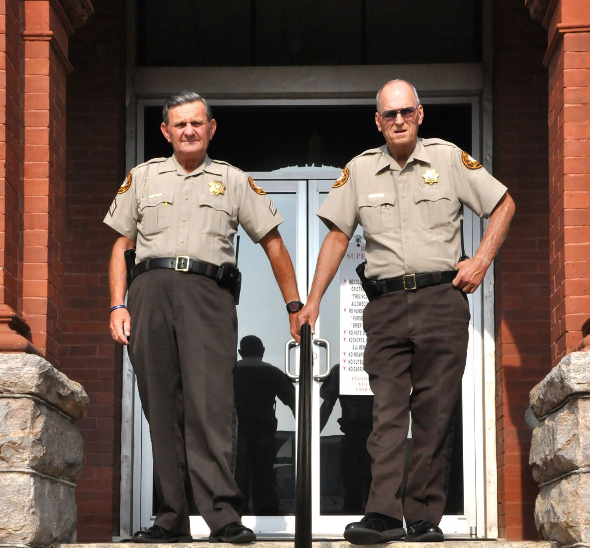 Hardy, Jordan retire from sheriff's office | News ...