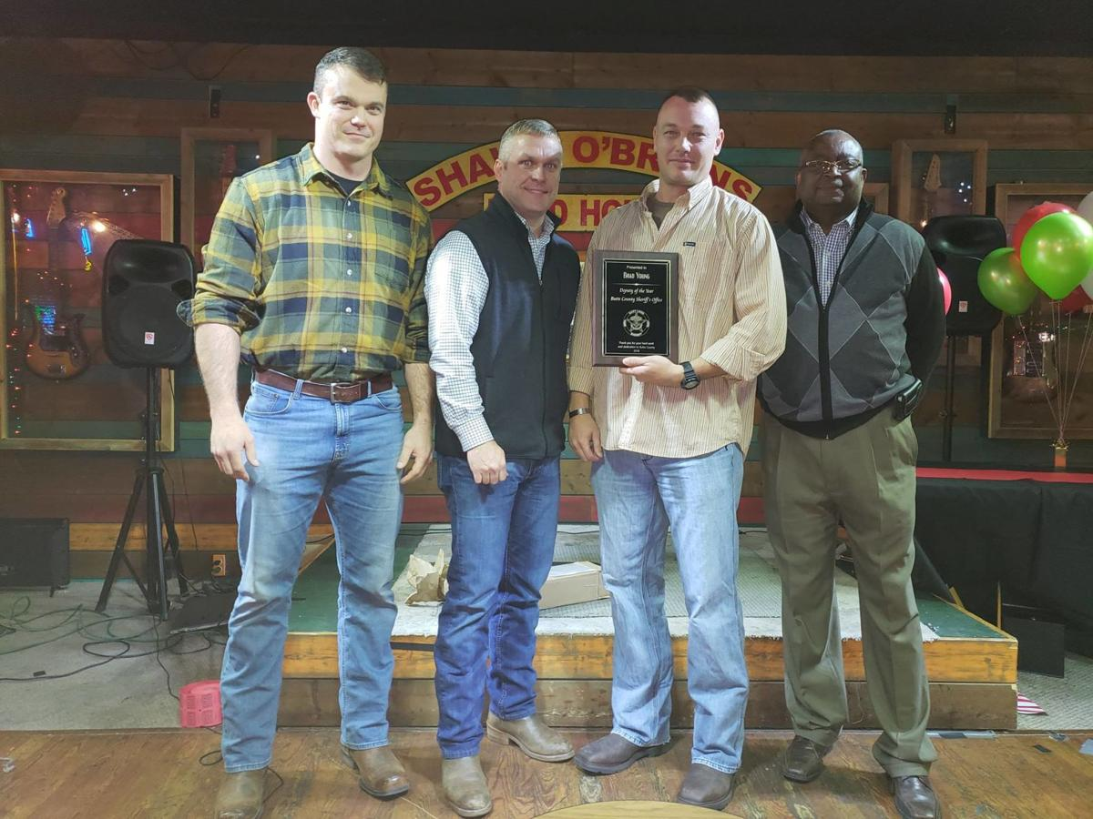 Butts County Sheriff's Office presents annual awards ...