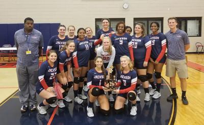 Lady Devils volleyball team advances to Sweet 16