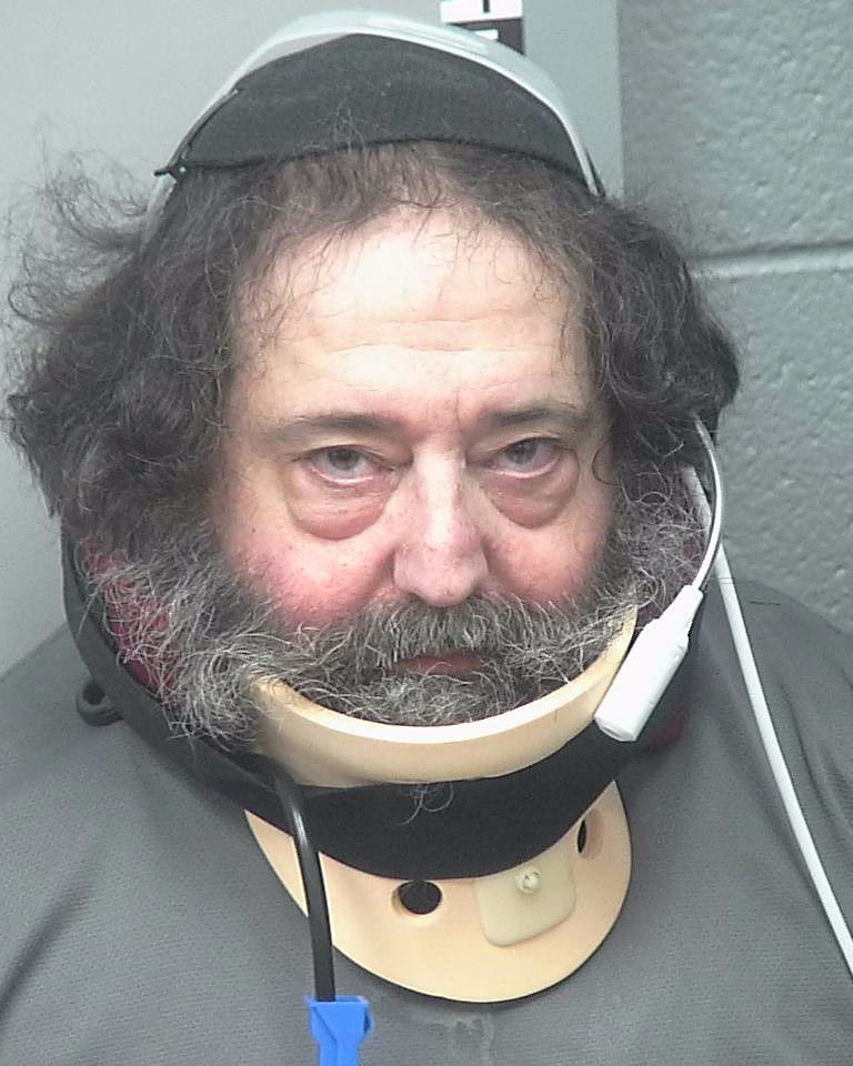 Ed Kramer mugshot