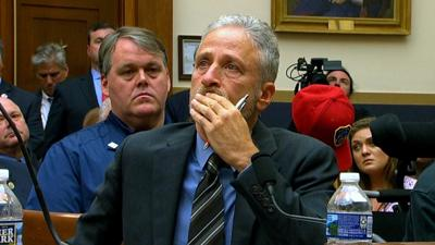 Day after Jon Stewart plea, House panel advances bill to boost September 11th Victims Compensation Fund